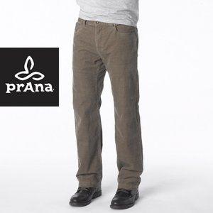 Prana Saxton Corduroy Pants - 36Wx32L